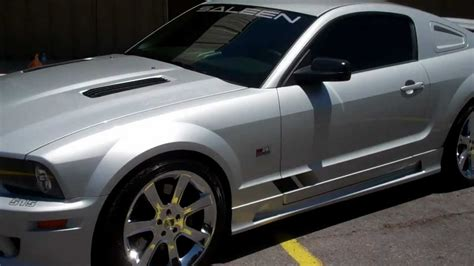 2007 Saleen S281 Supercharged For Sale At Hot Rod City