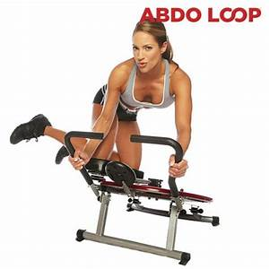 Appareil Musculation Maison : appareil abdominaux circulaire abdo loop muscu maison ~ Melissatoandfro.com Idées de Décoration