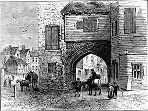 Southwark: Old London Bridge | British History Online