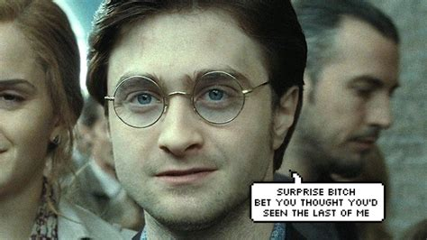 So Daniel Radcliffe *Might* Actually Play Harry Potter ...