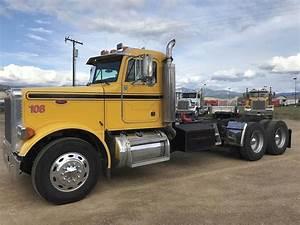 2001 Peterbilt 379 Tandem Axle Day Cab Truck