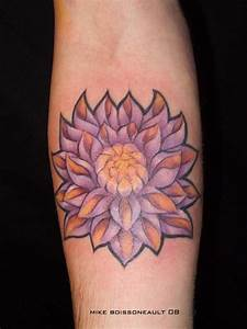 1990Tattoos: Black Lotus Tattoo