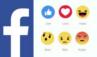 Facebook Emoji Angry Reaction