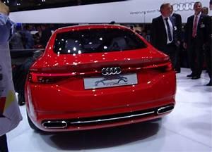 Audi Paris 17 : audi tt sportback concept 2014 paris auto show ~ Medecine-chirurgie-esthetiques.com Avis de Voitures