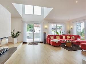 Moderne Häuser Mit Grundriss : fertighaus von luxhaus walmdach 179 ~ Bigdaddyawards.com Haus und Dekorationen