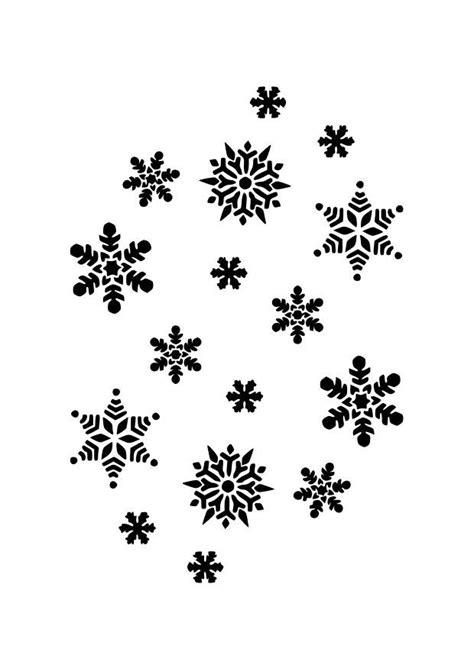dibujo  colorear cristales de hielo img