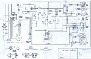 Xb600 Wiring Diagram  U0026 12v Circuit