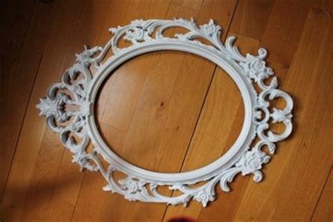 cadre deco pas cher grand cadre baroque blanc en d 233 coration de mariage pas cher 224