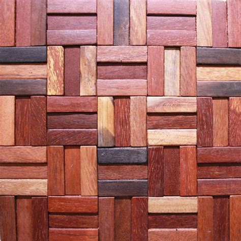 Holz Mosaik Fliesen by Wood Mosaic Tile Nwmt039 Wood Mosaics Kitchen