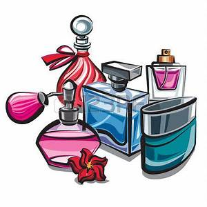 Perfume clipart perfume spray - Pencil and in color ...