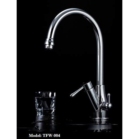 Delta Osmosis Faucet by Aquasoft Osmosis 6 Stage Water Filtration System