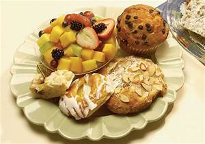 Continental Breakfast Clipart - Clipart For Work