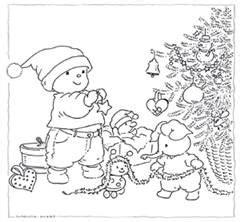 suggestie bobbi kerstkleurplaat monica maas