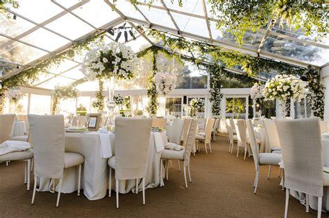 wedding ideas trends clear top wedding tents inside weddings
