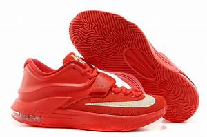 "Nike Kevin Durant KD 7 VII ""Global Game"" Action Red ..."