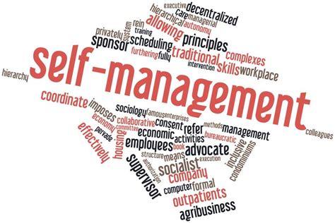 training surveys self management how well do you do it abudi