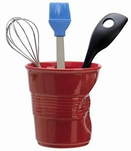 Pot A Ustensile : pot ustensiles froiss revol ~ Teatrodelosmanantiales.com Idées de Décoration