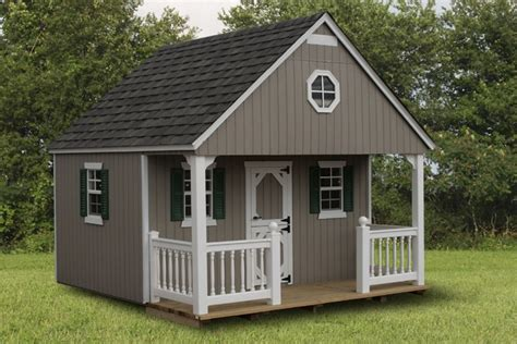 Backyard Cottage Playhouse - backyard cottage playhouse for greg
