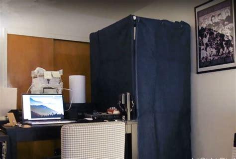 review  diy pvc vocal booth frames designhow