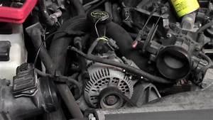 2002 Ford Ranger 4 0l V6 Alternator Swap