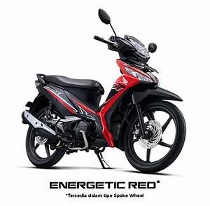 Motor Bebek New Supra X 125 Fi
