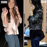 Kim kardashian before butt implants