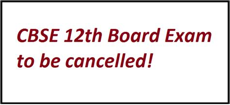 Cbse board 2021 examination date sheet / timetable. CBSE Class 12 Board Exam 2021 to Cancelled Latest News Big Update