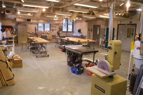 woodshop makerspace swarthmore college