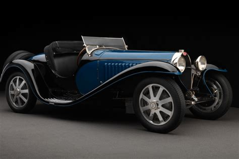 Bugatti Type 60 by 1933 Bugatti Type 55 Sport Revs Institute