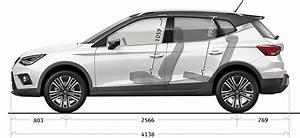 Seat Arona Dimensions : the seat arona car specs seat ~ Medecine-chirurgie-esthetiques.com Avis de Voitures