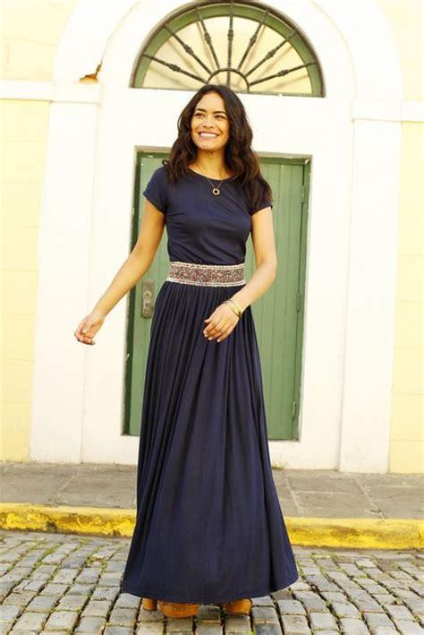 shabby apple dress navy novia maxi dress navy shabby apple and modest fashion