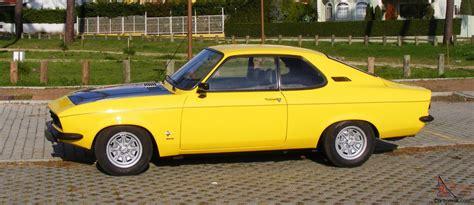 1974 Opel Manta by 1974 Opel Manta A 1900 Sr