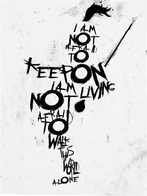 The Black Parade, Famous Last Words tattoo design. Killjoy/MCRmy approved! | My chemical romance