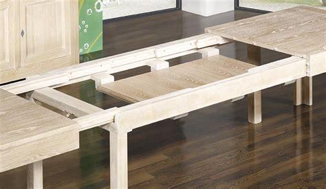 table contemporaine bois massif table de repas rectangulaire 200x100 en ch 234 ne ligne
