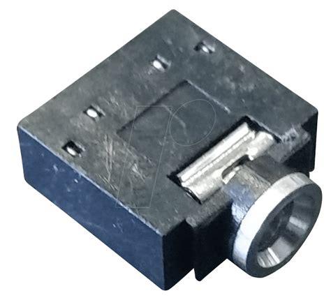 3 5mm klinkenbuchse ebsf 35 klinkenbuchse 3 5mm print ohne gewinde bei reichelt elektronik