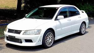 2002 Mitsubishi Lancer Evolution 7 Gt