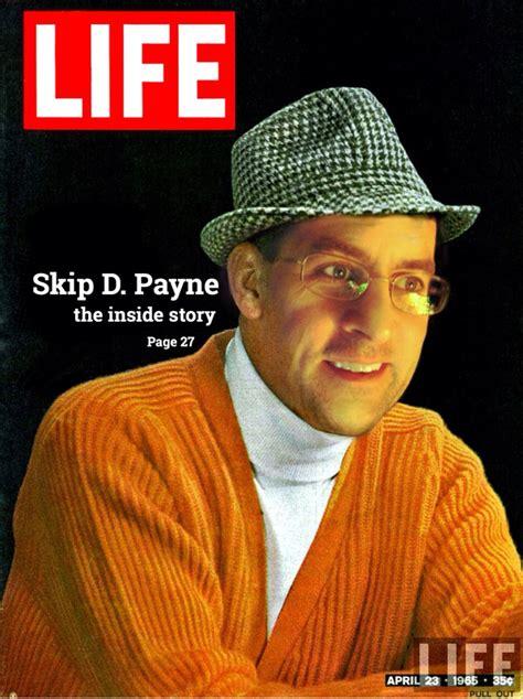 Life Magazine Cover Dryden Art
