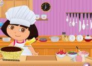 jeux de cuisine spongebob jeu cuisine un gâteau