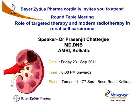 Prasenjit Chatterjee Kolkata Calcutta Oncologist In