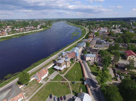 Mantojums | Jēkabpils pilsētas vēsturiskais centrs