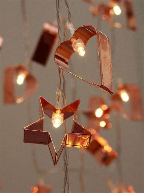 chic copper christmas decor ideas shelterness