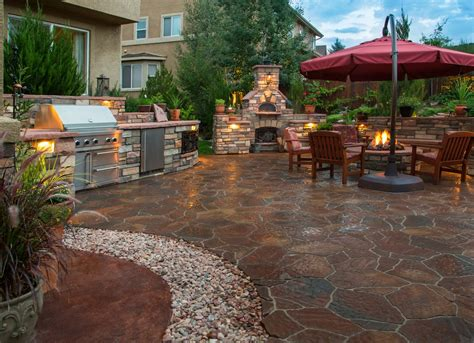 Large Patio Designs by Patio Design Today S 7 Most Popular Materials Bob Vila