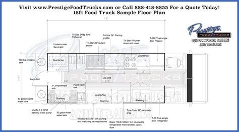 plan cuisines fast food restaurant floor plan design