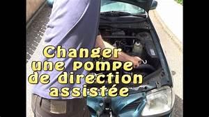 Probleme De Direction Assistée : changer et purger une pompe de direction assist e youtube ~ Medecine-chirurgie-esthetiques.com Avis de Voitures