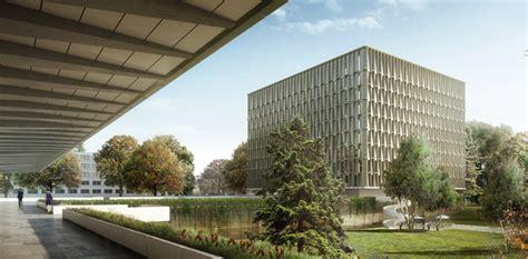 bureau d architecture geneve extension du si 232 ge de l oms 224 232 ve amstein walthert