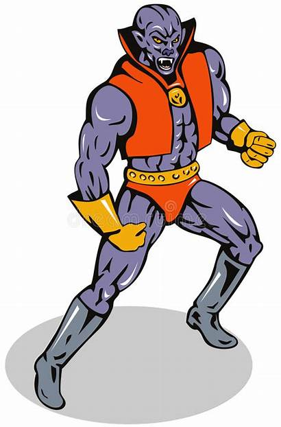 Villain Super Superhero Villains Schurk Evil Shutterstock