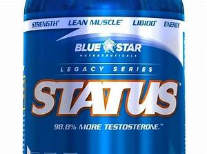 Blue Star Status Review Testosterone Booster