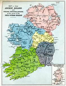 25+ best ideas about Ireland map on Pinterest   Visit ...