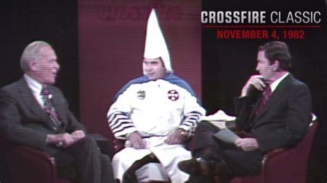 crossfire classic kkk grand wizard   cnn