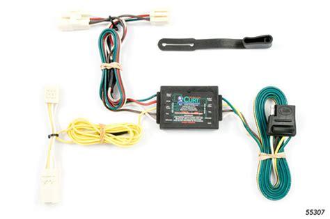 Toyota Rav Wiring Kit Harness Curt Mfg